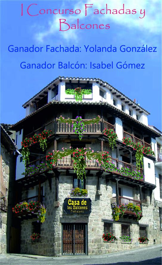 Resultado Concurso de Fachadas y Balcones