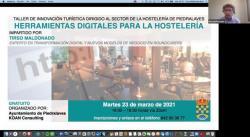 Taller de innovación turística: herramientas digitales para la hostelería