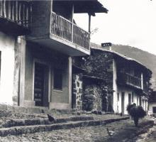 Calle La Villa, Piedralaves