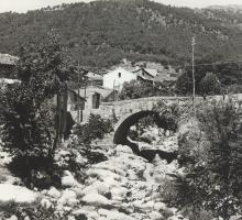 Garganta de Piedralaves y Puente Romano
