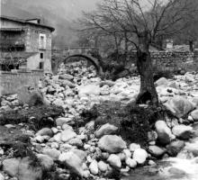 Garganta del Nuño Cojo y Puente Romano, Piedralaves