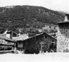 Portalito de la Iglesia, Piedralaves