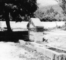 Fuente y Parque del Venerito, Piedralaves
