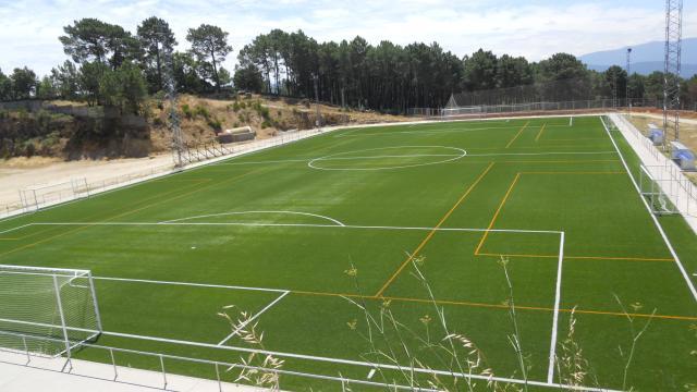 Campo de Fútbol el Nuevo Vallejón, Piedralaves
