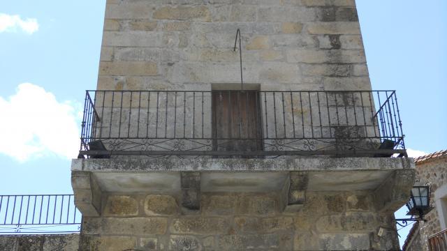 Torre del Reloj. Oficina de Turismo de Piedralaves