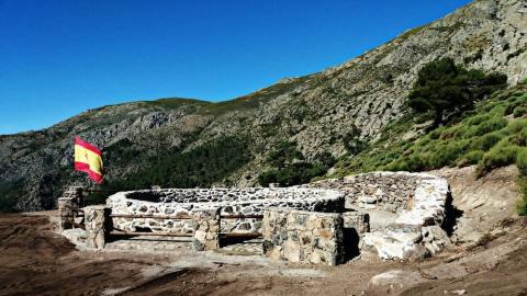 Rehabilitado el 'Pozo de la Nieve' de Piedralaves