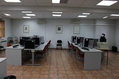 Aula Mentor de Piedralaves
