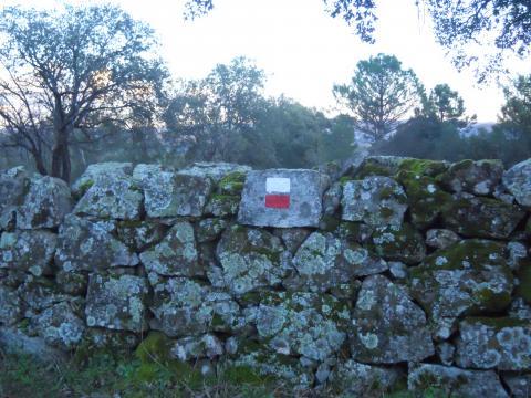 Gr 180 en Piedralaves