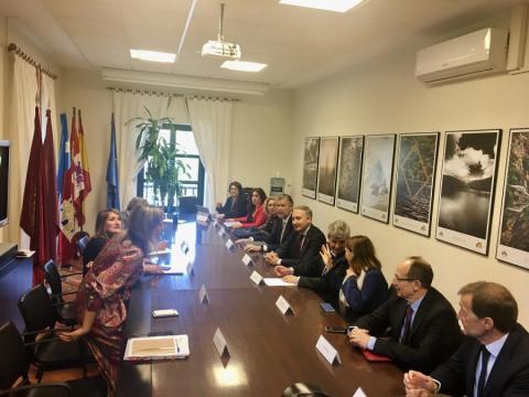 Las ocho universidades de la Comunidad reciben 235.069 euros para desarrollar el Programa Interunive