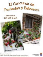 Concurso Fachadas y Balcones 2018