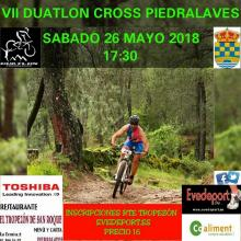 VII Duatlon Cross Piedralaves