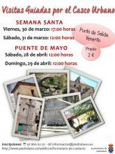 Visitas Guiadas Casco Urbano
